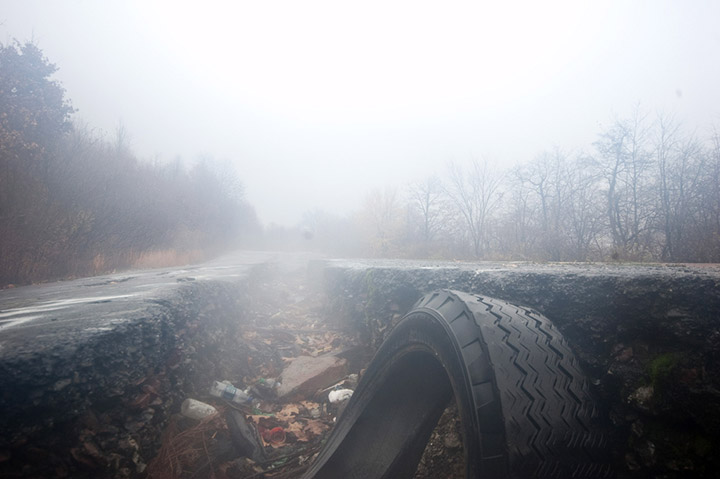 Centralia PA is Silent Hill. Credit: Flickr/erin_m