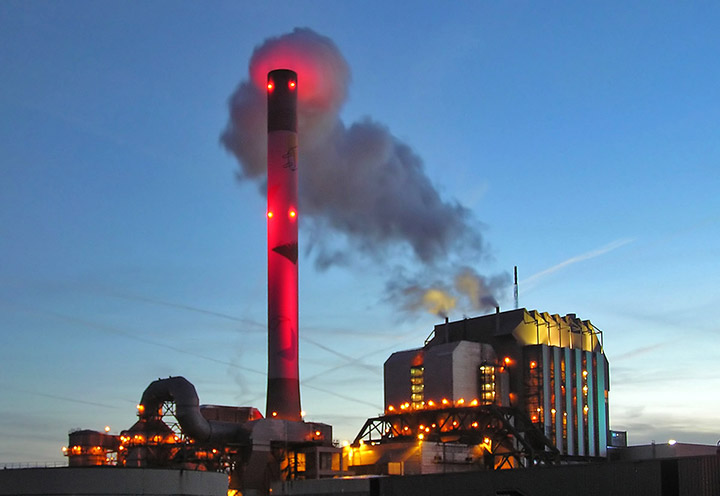 Could Centralia, PA get a power plant? Credit: Flickr/ephotion