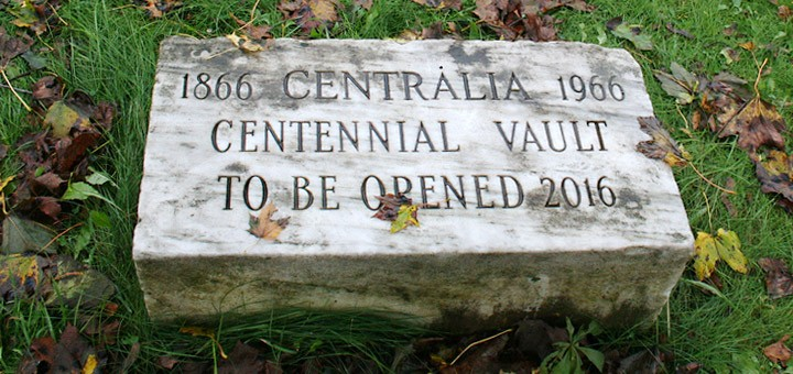 Centralia Pa Time Capsule Opened Early