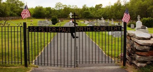 Centralia PA Saints Peter Paul Orthodox Cemetery
