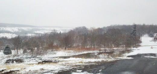 Winter Snow Centralia PA