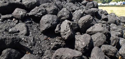 Centralia Pennsylvania Anthracite Coal Pile
