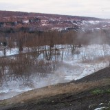 Centralia Pennsylvania Burn Zone North East