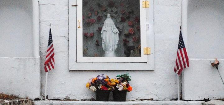 Byrnesville PA Shrine