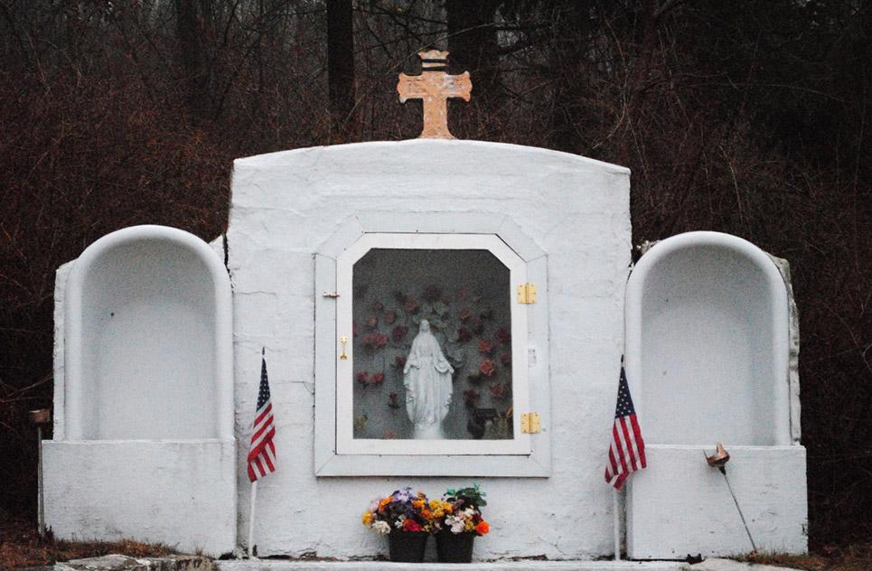 Byrnesville Pennsylvania Shrine