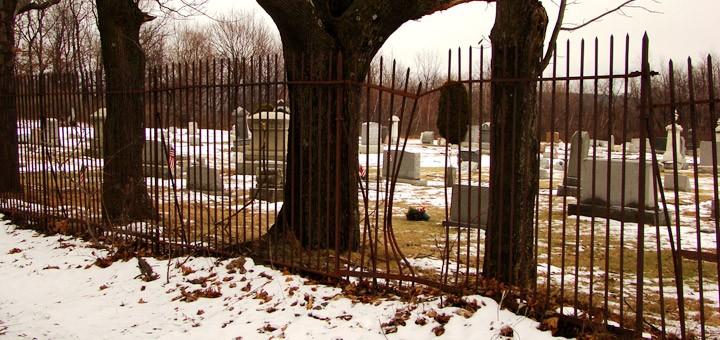 Odd Fellows Cemetery Centralia PA