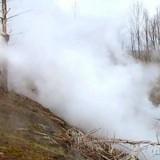 Centralia PA Mine Fire Steam