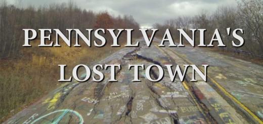 Centralia Pennsylvanias Lost Town Title Card