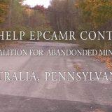 Centralia Pennsylvania Cleanup Fundraiser