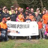 Centralia Cleanup Day 2017 Group